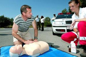 Vodiči budú zajtra ukazovať, ako vedia poskytnúť prvú pomoc.