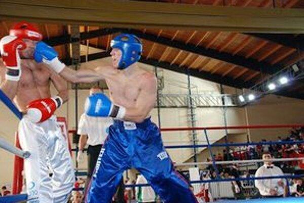 """""""Hoci zatiaľ svoj najlepší výsledok som dosiahol v súťaži kicboxerov, som v prvom rade klasický pästiar,"""" zdôraznil 23–ročný Filip Barák."""