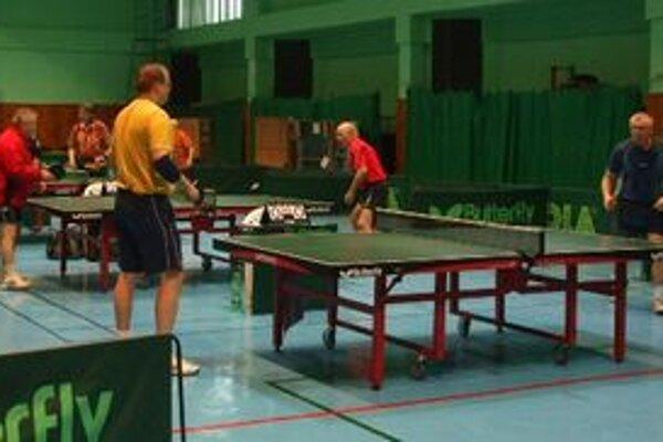 Slovenský šampionát starších pánov mal vysokú športovú i organizačnú úroveň.