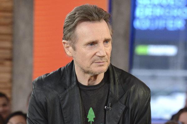 Liam Neeson vysvetľuje svoje vyjadrenia.
