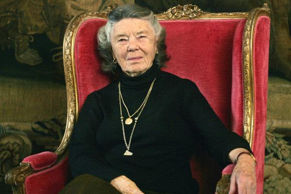 Rosamunde Pilcherová.