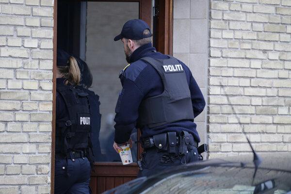 Dánska polícia.