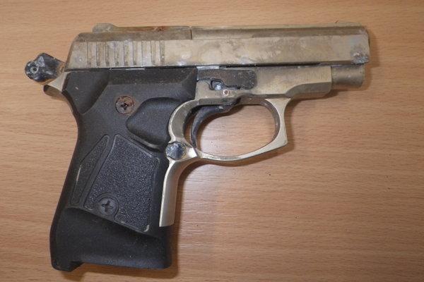 Hľadá sa majiteľ tejto pištole.