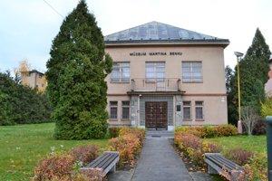 Terajší vzhľad a interiér Múzea Martina Benku.