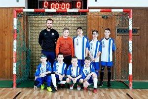 Mladší žiaci zo Záblatia sa stali víťazom turnaja.