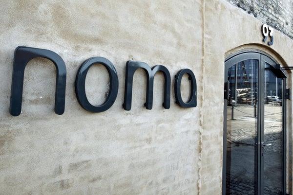 Reštaurácia Noma v Kodani.