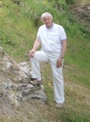 Historik Ján Lukačka.