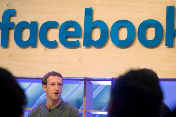 Mark Zuckerberg,, zakladateľ Facebooku.