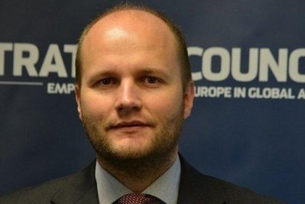 Jaroslav Naď zo Slovenského inštitútu pre bezpečnostnú politiku.
