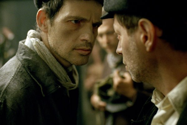 Záber z filmu Saulov syn.