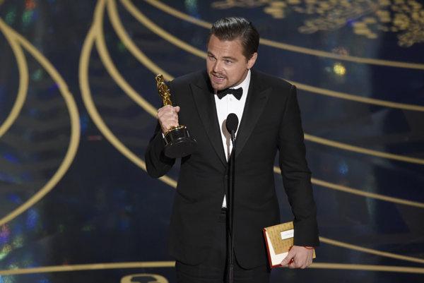 Leonardo Dicaprio má konečne Oscara.