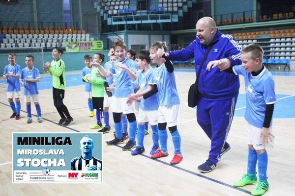 Na konci dvojdňového turnaja sa tešili chlapci z Veľkého Zálužia pod vedením Pavla Cochera.