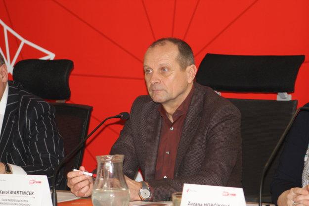 Karol Martinček.