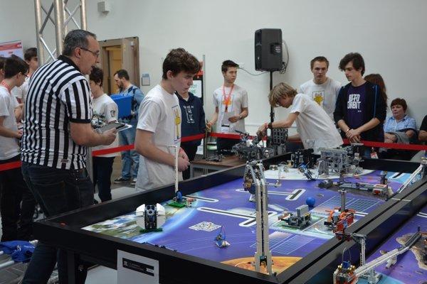 First Lego League je prestížna súťaž, tím z Košíc sa minulý rok stal absolútnym víťazom.