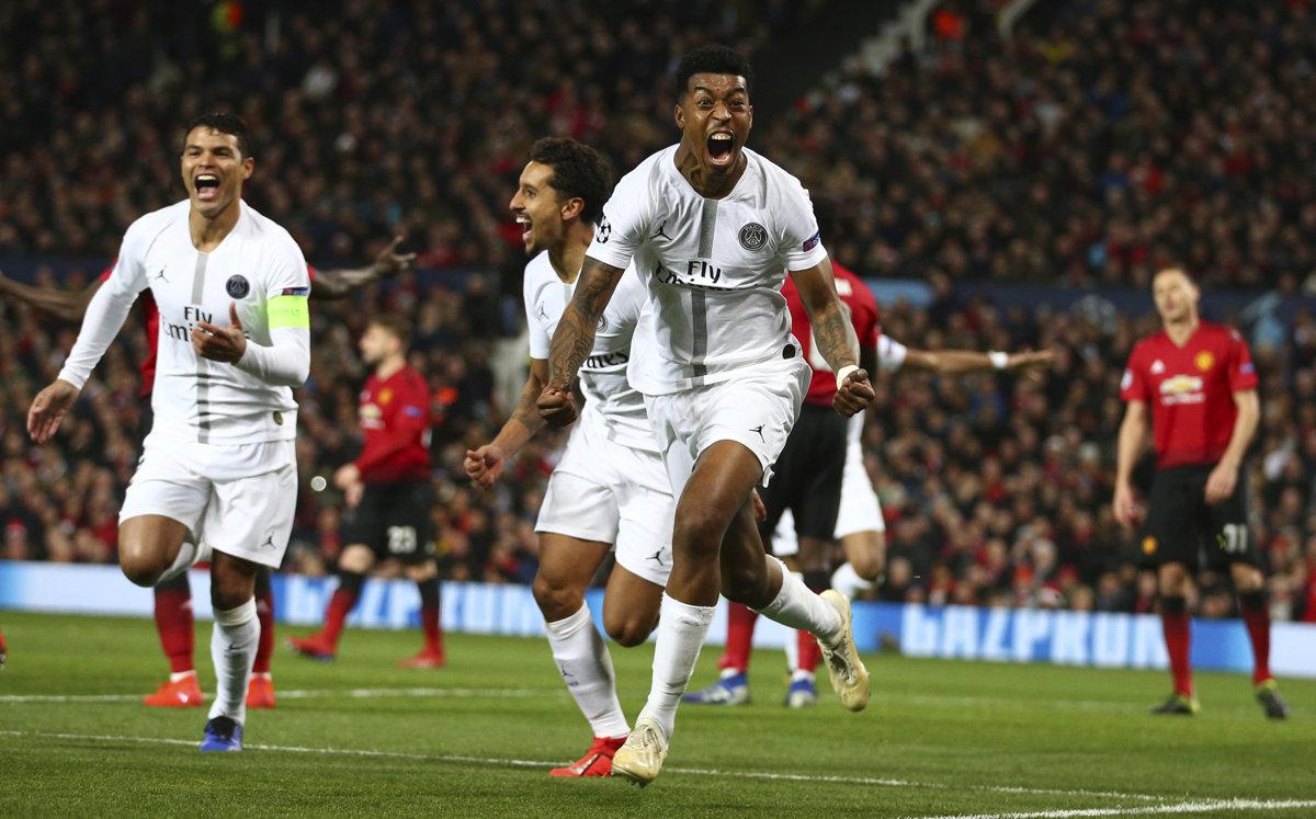 d084ac14ab ONLINE  Manchester United - PSG (Liga majstrov 2018 19) - Šport SME