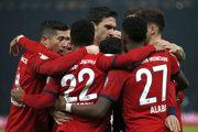Futbalisti Bayernu Mníchov - ilustračná fotografia.