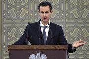 Sýrsky prezident Asad.