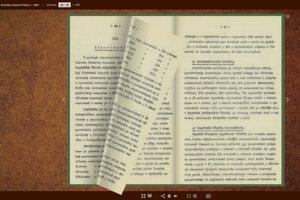 Digitalizované kroniky sú vo vysokom rozlíšení, bez problémov sa v nich dá čítať.