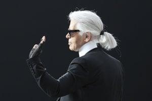 Karl Lagerfeld zomrel vo veku 85 rokov.