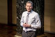 Bývalý šéf banky Danske Bank Thomas Borgen. Minulý rok pre škandál rezignoval.