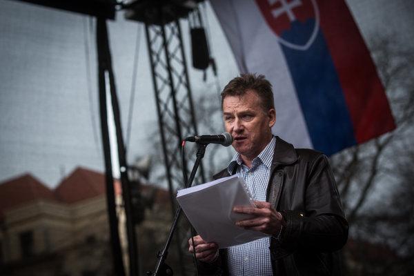František Oravec.