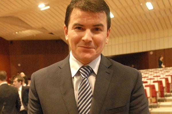 Riaditeľ košickej štátnej nemocnice Milan Maďar.