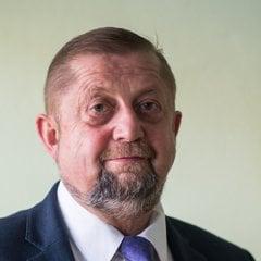 Štefan Harabin - kandidát na prezidenta SR vo voľbách 2019.