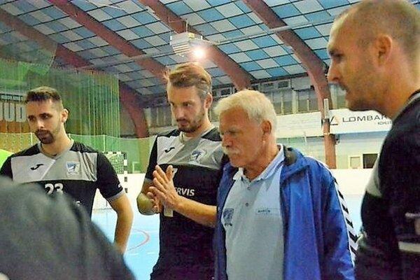 Tím trénera Ladislava Bíra ovládol skupinovú fázu.