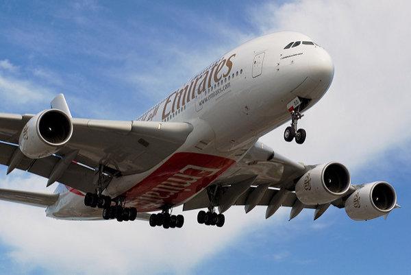 Spoločnosť Emirates začala lietať z Dubaja do Aucklandu.