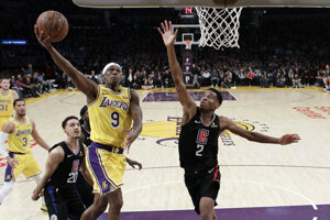 Los Angeles Lakers - Los Angeles Clippers.