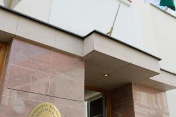 Honorárny konzulát Maďarska v Nitre.