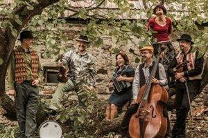 Skupina Banda, ktorá vydala tretí album.