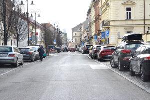 Petrovčik chce z Kováčskej ulice pešiu zónu.