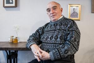 RUDOLF DOBIÁŠ (81), básnik, prozaik, autor kníh pre deti a mládež, rozhlasový dramatik, editor a publicista.