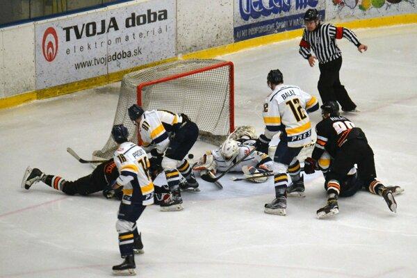 Prešovskí hokejisti vypadli z I. ligy.