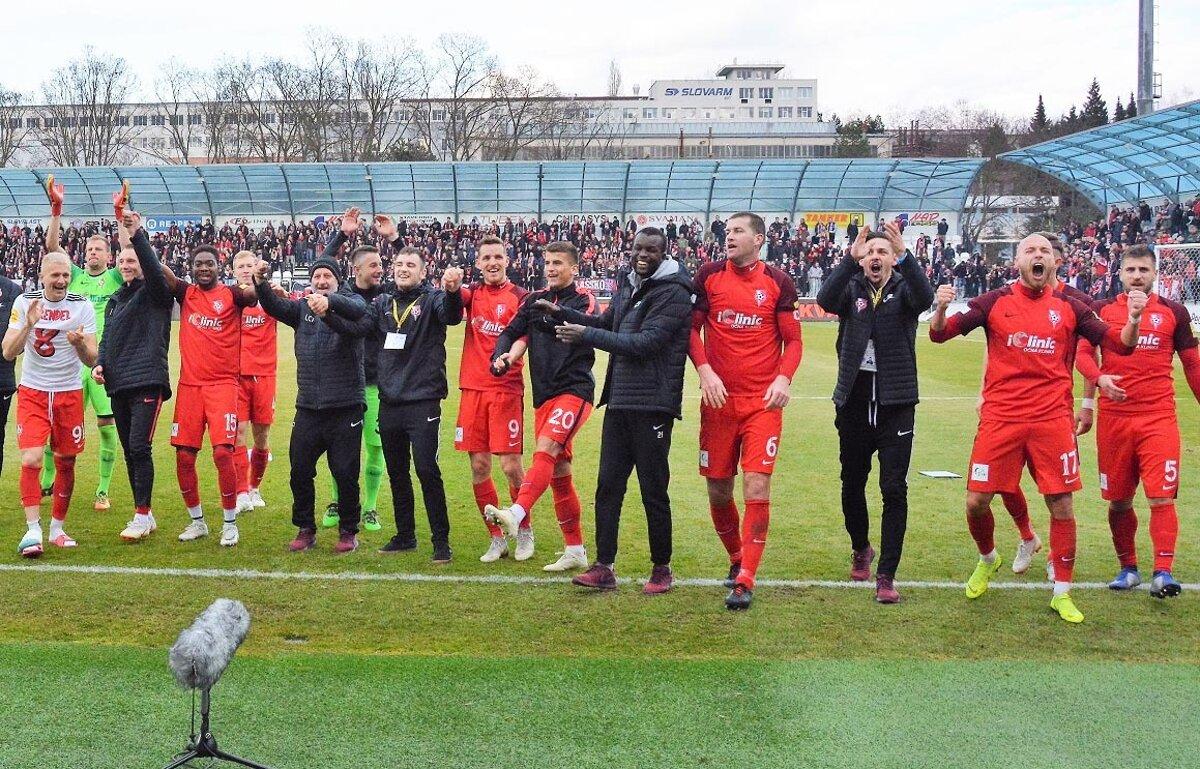 FOTOGALÉRIA: Najlepšie momentky zo zápasu Sereď - Trnava >>>