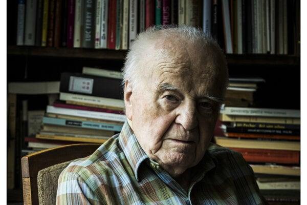 Albert Marenčin, portrét z roku 2017