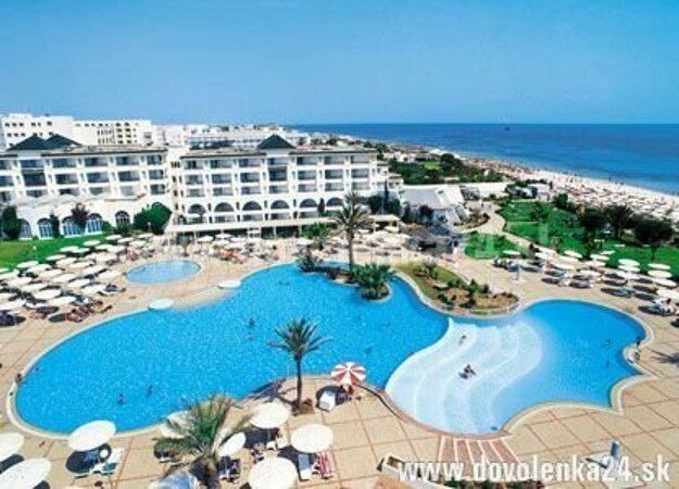 HotelEl Mouradi Palm Marina 5*, Tunisko