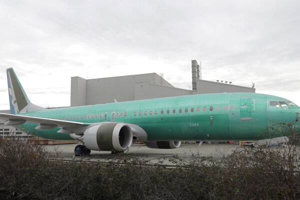 Lietadlo Boeing 737 MAX 8