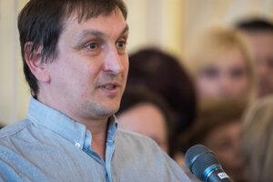 Zakladateľ Komenského inštitútu a riaditeľ Centra environmentálnej a etickej výchovy (CEEV) Živica Juraj Hipš.