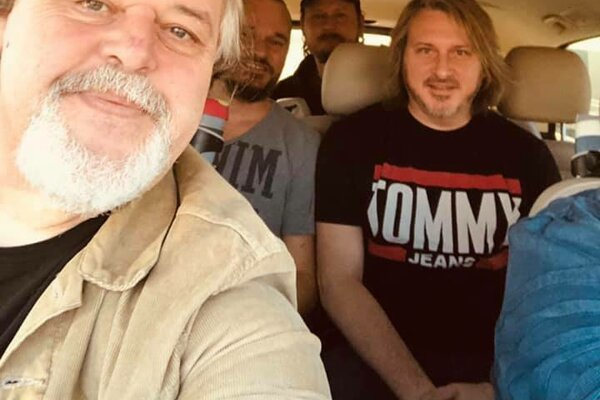 Skupina Gladiator je na turné.
