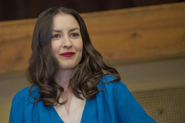 novinárka, spisovateľka Tamara Heribanová