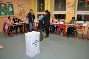 Humenčania volili v 26 okrskoch.