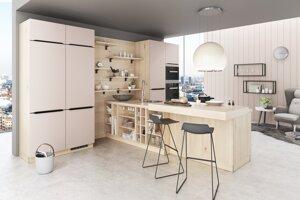 Kuchyňa sa dá navrhnúť aj pre zero waste životný štýl