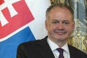 Andrej Kiska omilostil piatich ľudí, amnestiu neudelí.