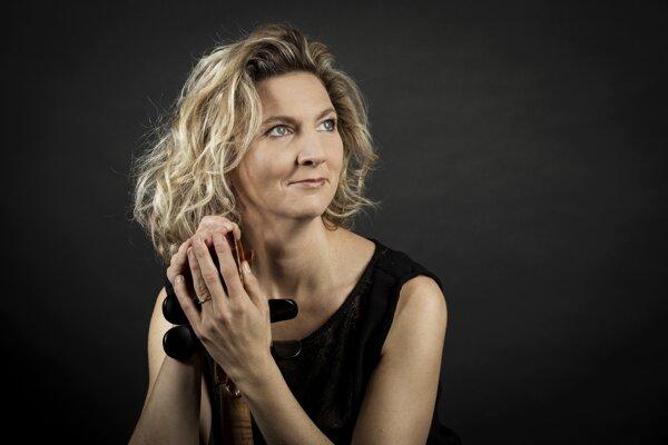 Violončelistka Ophélie Gaillard zahrá so Slovenskou filharmóniou
