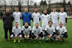 Futbalisti FK Čadca.
