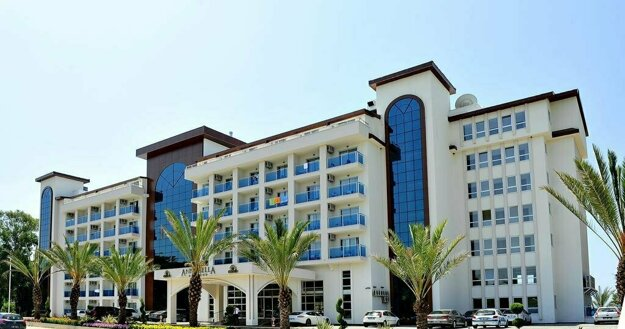 Hotel Annabella Diamond Hotel & Spa 5*