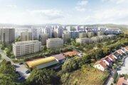 Nová zástavba má vzniknúť medzi Wuppertálskou ulicou na KVP a Topásovou ulicou na Západe.