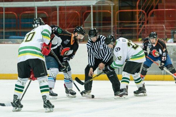 Vo finále sa proti sebe postavili Pucov a Oravský Podzámok.